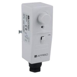 termostat przylgowy do rury afriso
