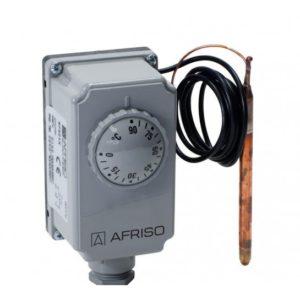 termostat zanurzeniowy z kapilarą do pompy co
