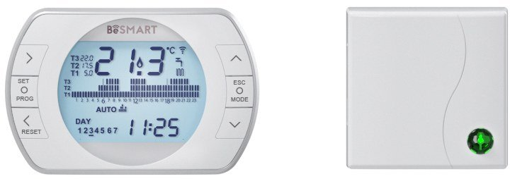 Regulator temperatury WIFI BeSmart Beretta 20143539