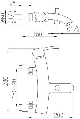 Bateria DIAMENT wannowa KFA 4104-010-00