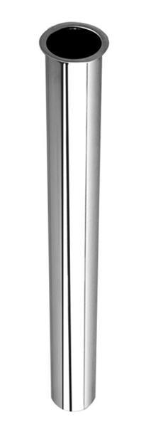 Przedłużka do syfonu umywalkowego 11/4″x32mm z kołnierzem L-500mm chrom [10] Mc Alpine RS5