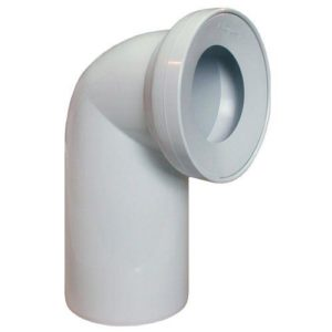 Kolano do WC 110/90 B503 [20/op] Rawiplast B503