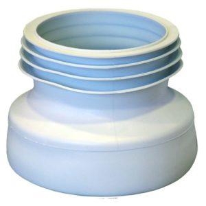 Złącze proste do WC gumowe [24/op] Rawiplast B516